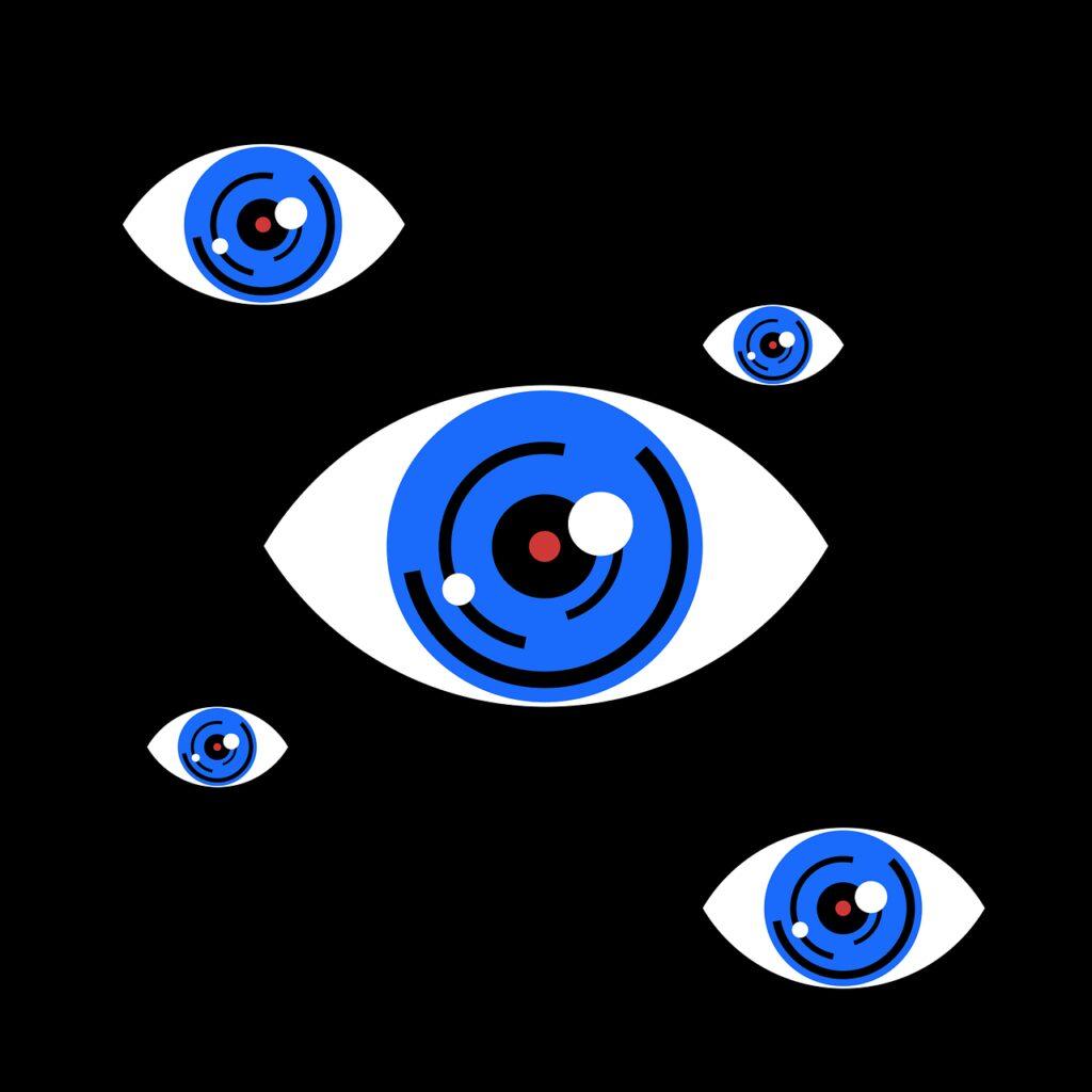 eye, bionic, visual